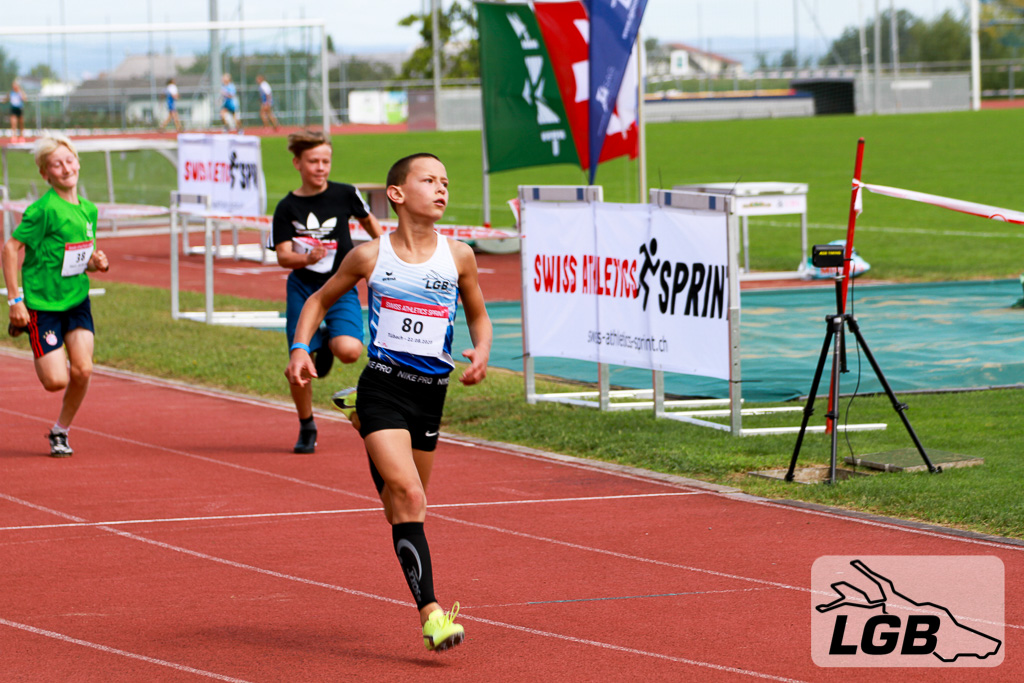 Swiss Athletics Sprint KF